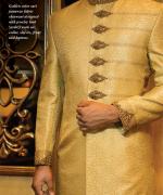 Junaid Jamshed Sherwani Collection 2014 For Men 006