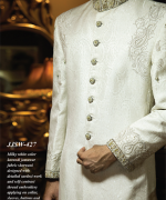 Junaid Jamshed Sherwani Collection 2014 For Men 007