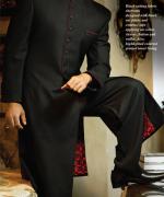 Junaid Jamshed Sherwani Collection 2014 For Men 08