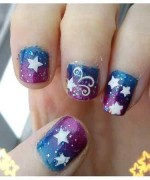 Latest Christmas Nail Designs 2014 For Women 0010