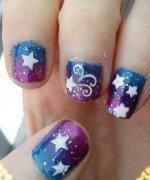 Latest Christmas Nail Designs 2014 For Women 0011
