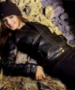 Latest Leather Jackets Trends 2014-15 For Women 11