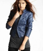 Latest Leather Jackets Trends 2014-15 For Women 2