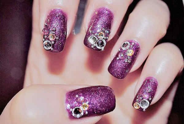 Nail Art Design New Style Hession Hairdressing