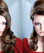 Latest New Year Hairstyles 2015 For Women 14