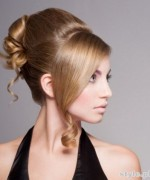 Latest New Year Hairstyles 2015 For Women 2