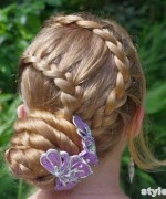 Latest New Year Hairstyles 2015 For Women 4