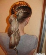 Latest New Year Hairstyles 2015 For Women 6