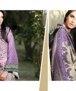 Maheen hussain Winter Dresses 2014 by Shariq Textiles 001