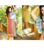 Maheen hussain Winter Dresses 2014 by Shariq Textiles 0013