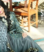 Maheen hussain Winter Dresses 2014 by Shariq Textiles 002