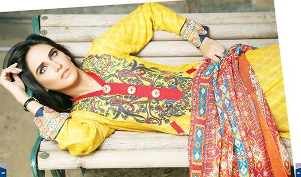 Maheen hussain Winter Dresses 2014 by Shariq Textiles 005