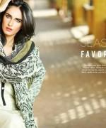 Maheen hussain Winter Dresses 2014 by Shariq Textiles 007
