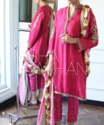 Misha Lakhani Evening Dresses 2014 For Women 004