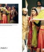 Mohsin Naveed Ranjha Bridal and Groom Dresses 2014 3