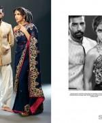 Mohsin Naveed Ranjha Bridal and Groom Dresses 2014 5