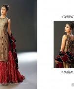 Mohsin Naveed Ranjha Bridal and Groom Dresses 2014 6