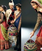 Mohsin Naveed Ranjha Bridal and Groom Dresses 2014 9