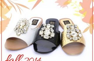 Nadiya Kassam Fall Footwear Collection 2014 For Women 004