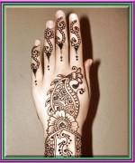 New Christmas Mehndi Designs 2014 For Women 0010