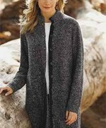 New Designs Of Winter Long Sweaters For Women 001