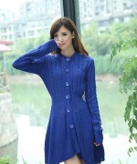 New Designs Of Winter Long Sweaters For Women 0011