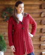 New Designs Of Winter Long Sweaters For Women 0014