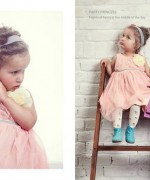Outfitters Junior Winter Dresses 2014 For Kids 1