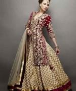 Pakistani Bridal Dresses 2015 For Women 001