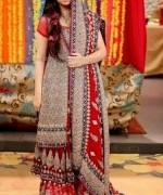 Pakistani Bridal Dresses 2015 For Women 003