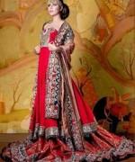 Pakistani Bridal Dresses 2015 For Women 004