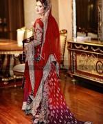 Pakistani Bridal Dresses 2015 For Women 006