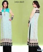 Pakistani Dresses For Girls 2015 0010