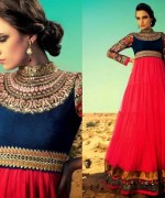 Pakistani Dresses For Girls 2015 002