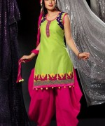 Pakistani Dresses For Girls 2015 006