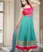 Pakistani Dresses For Girls 2015 007