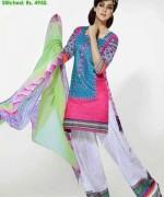 Pakistani Dresses For Girls 2015 008