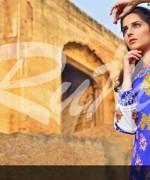 Rujhan Fabric Cotton Dresses 2014 For Women 0010