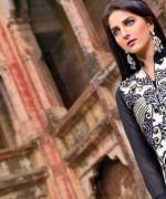 Salam Textile Wijdaan Winter Dresses 2014 For Women 0012