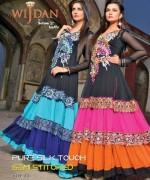 Salam Textile Wijdaan Winter Dresses 2014 For Women 0016
