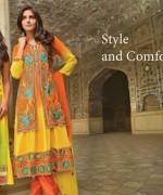 Salam Textile Wijdaan Winter Dresses 2014 For Women 0018