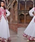 Salam Textile Wijdaan Winter Dresses 2014 For Women 003