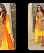 Salam Textile Wijdaan Winter Dresses 2014 For Women 005