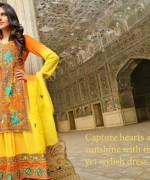 Salam Textile Wijdaan Winter Dresses 2014 For Women 007
