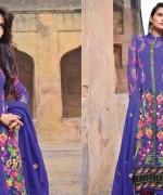 Salam Textile Wijdaan Winter Dresses 2014 For Women 009