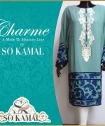 So Kamal Casual Wear Dresses 2014 For Women 001