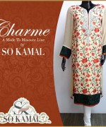 So Kamal Casual Wear Dresses 2014 For Women 0011