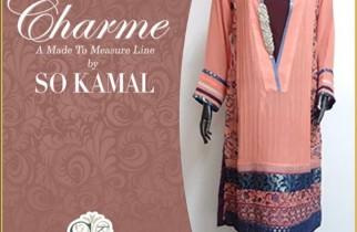 So Kamal Casual Wear Dresses 2014 For Women 0016