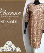 So Kamal Casual Wear Dresses 2014 For Women 0019