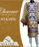 So Kamal Casual Wear Dresses 2014 For Women 0020